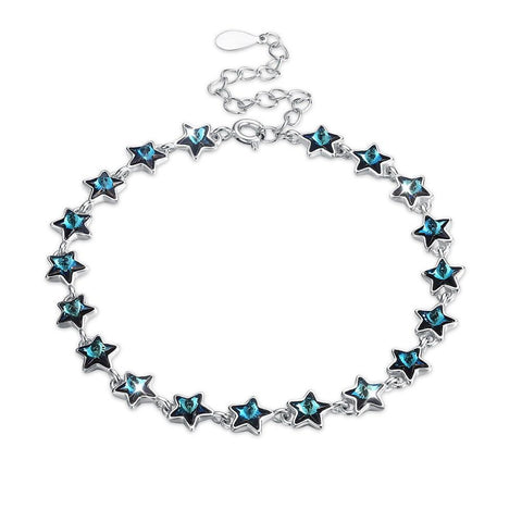 Image of All Stars Elements Fashion Sterling Silver Necklace