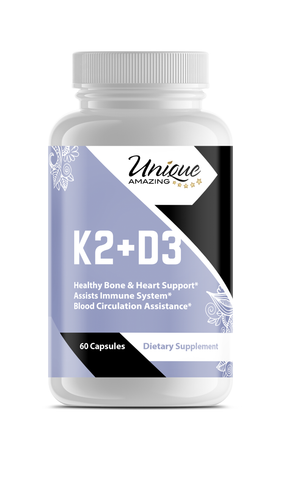 K2+D3 Dietary Supplement