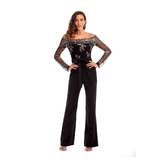 Bardot Wide Leg Formal Jumpsuit