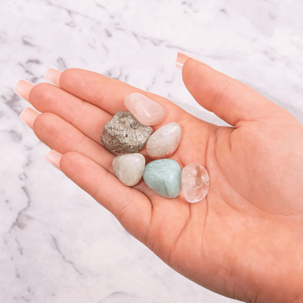 Crystal Kit - Abundance & Manifestation