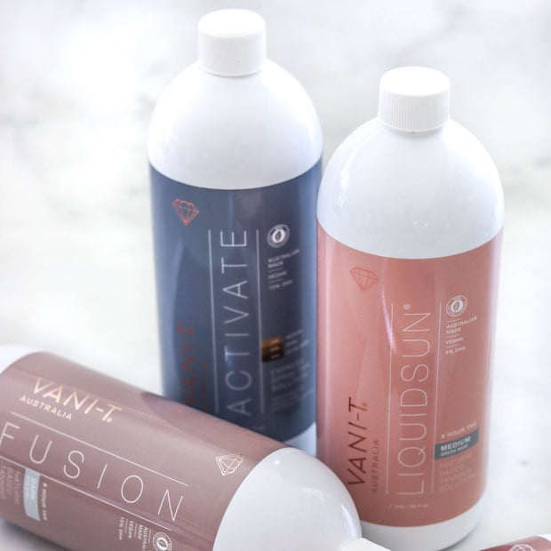 Fusion Express Spray Tan Solution - 1L