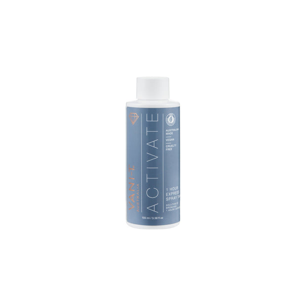 Activate Express Spray Tan Solution - 100ml