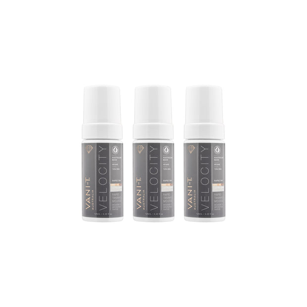 Tan Trio Bundle - Velocity - SAVE OVER 15%