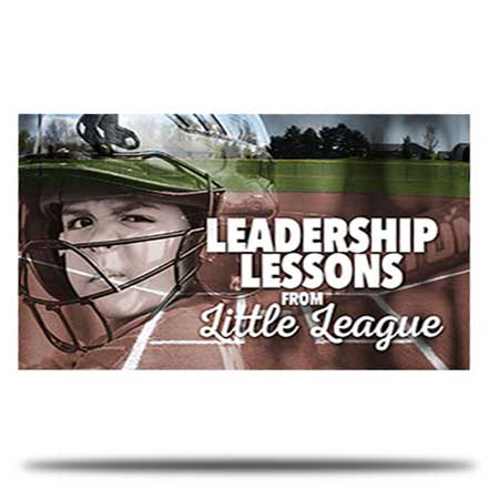 Leadership Lessons From Little League - mp3