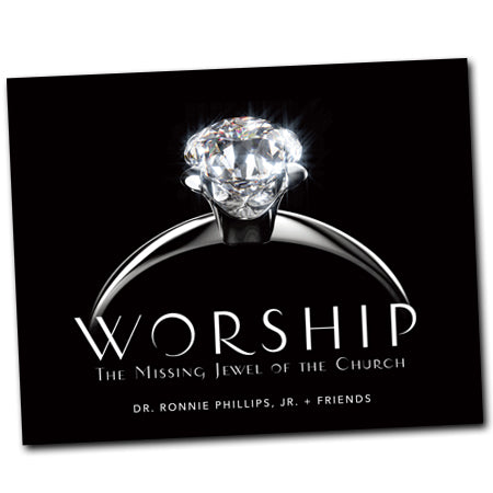 Worship - The Missing Jewel Of The Church - CD