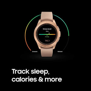 Samsung Galaxy Watch smartwatch (42mm GPS, Clothing Shoes & Jewelry Gloria's Accessory Heaven
