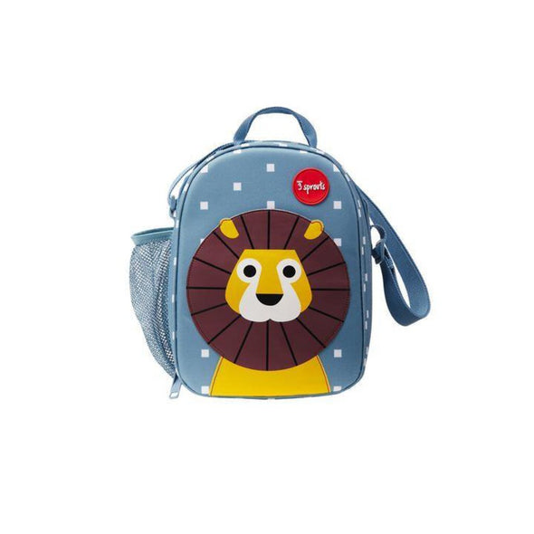3 Sprouts Lunch Bag, Lion