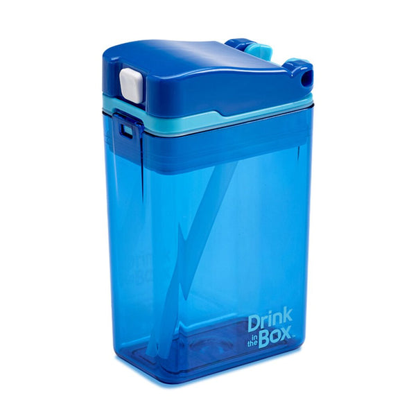 Drink In The Box, Blue 8oz