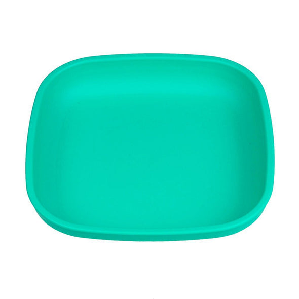 RePlay Flat Plate Large 9in, Aqua