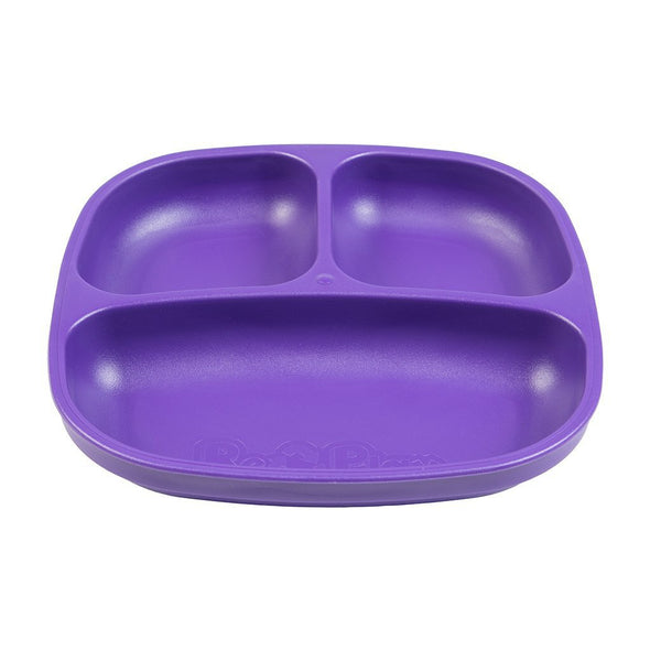 RePlay Divided Plate, Amethyst