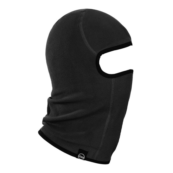Cozy Fleece Balaclava Child, Black (age 2-6 years)