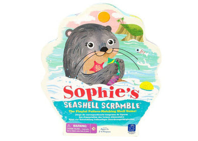 Educational Insights Sophie's Seashell Scramble