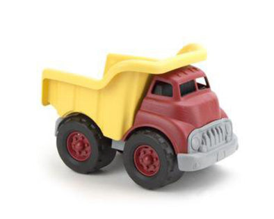 Green Toys Dump Truck, Red