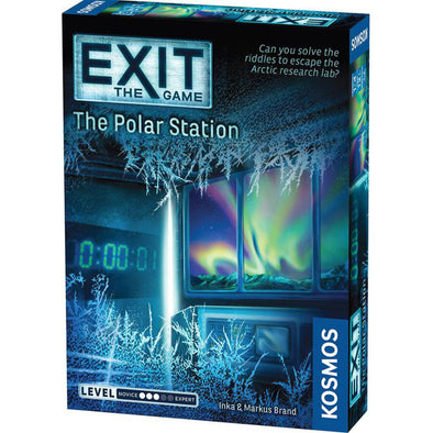 Exit the Game, The Polar Station