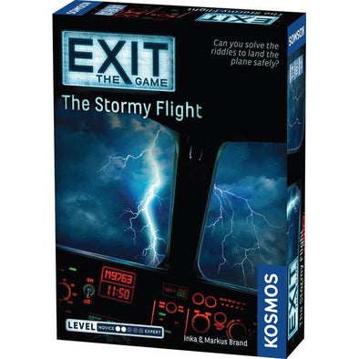 Exit: The Game, The Stormy Flight