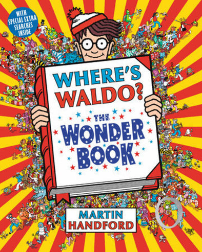 Where's Waldo, The Wonder Book