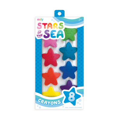 Ooly Stars Of The Sea Crayons