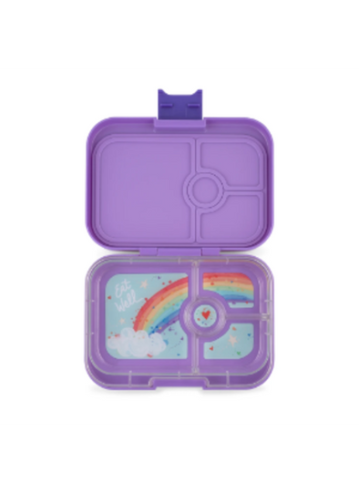 Yumbox Panino 4 Compartment, Dreamy Purple