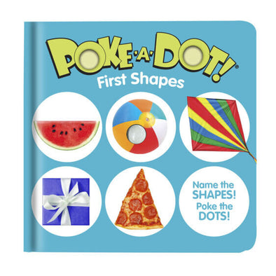 Poke A Dot, First Shapes