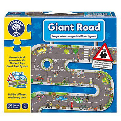 Orchard Toys Giant Road Jigsaw Puzzle