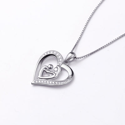 To My Mom - Love Pendant