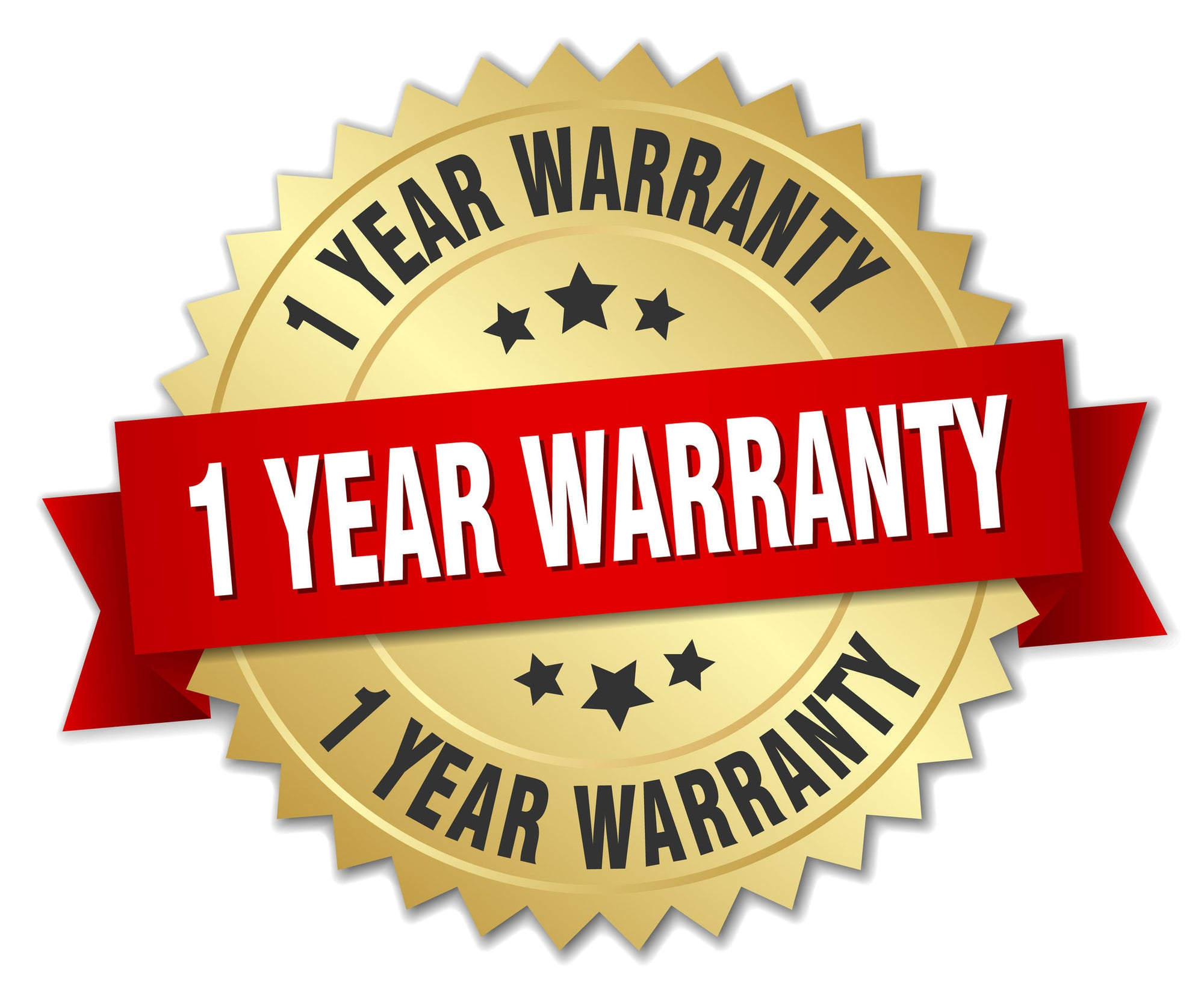 Extended 1-Year Warranty