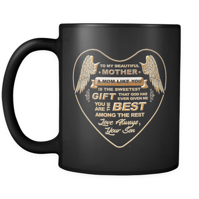 To My Wonderful Mom Mug