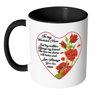 To My Wonder Mom - Love Mug
