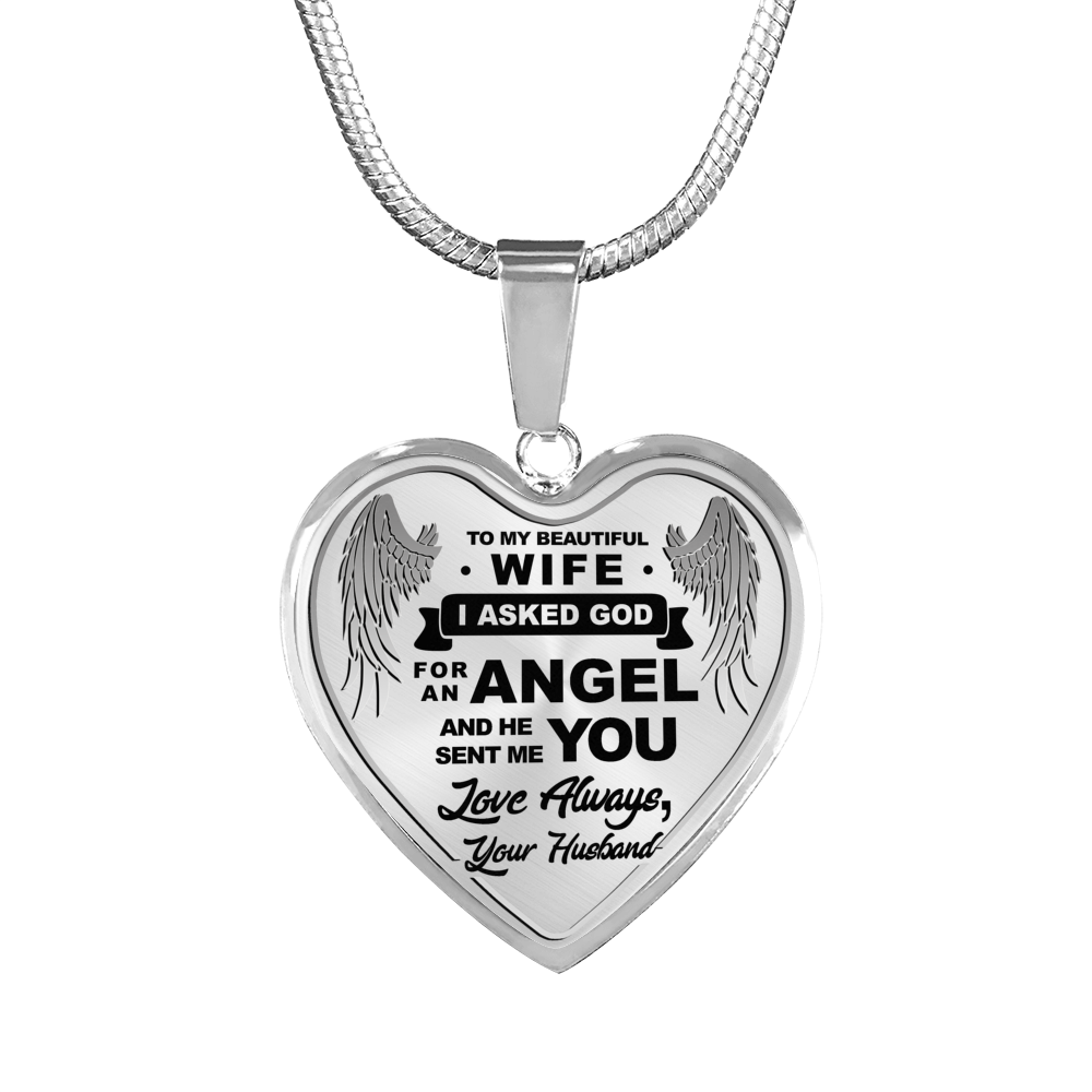Wife Necklace
