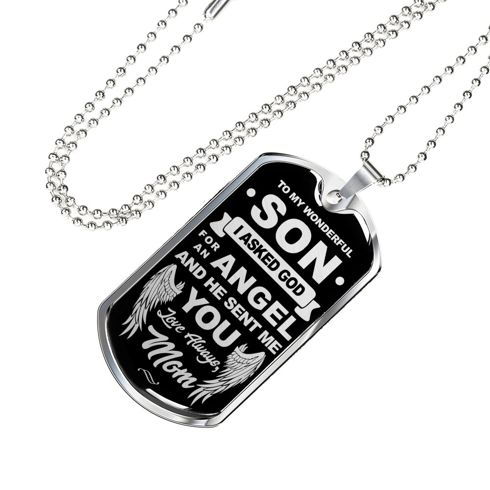 Momtoson Dog Tag template