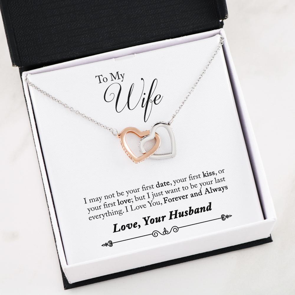 To Wife First Necklace