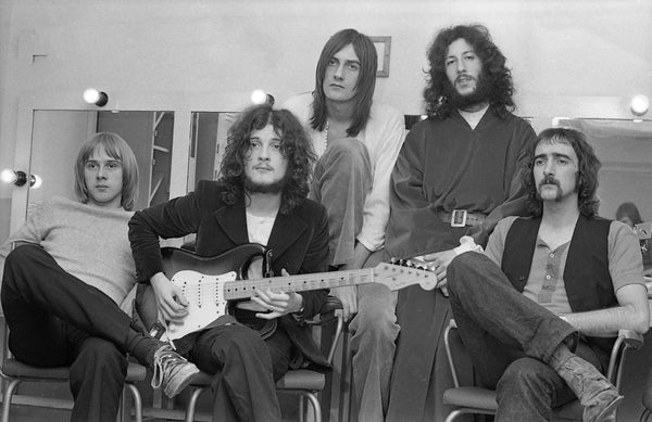 Fleetwood Mac's 'Then Play On' Gets An Expanded Re-Issue, Peter Green Celebration Concert Is On The Way