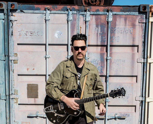 Jesse Dayton's Gulf Coast Sessions EP Is A 'Raw Little Stripped-Down Record'