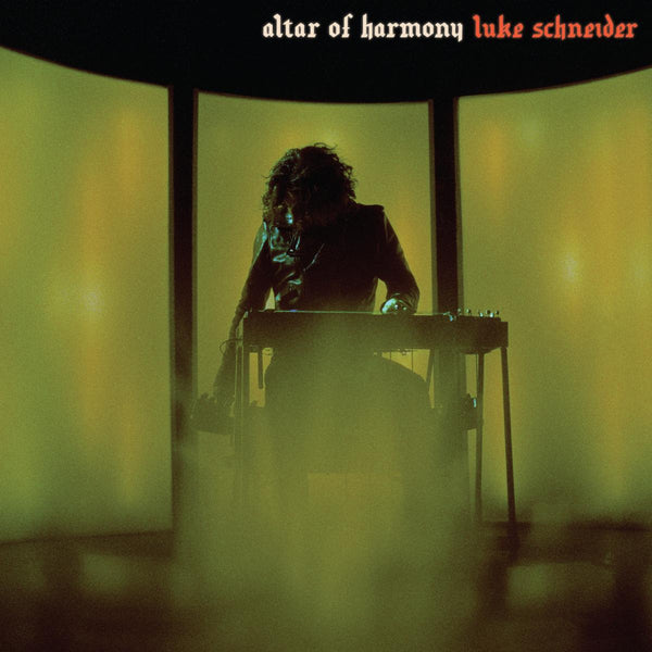 Altar of Harmony: Bask In The Ambience of Luke Schneider's New Age Pedal Steel Guitar