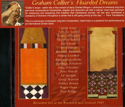 Graham Collier: Hoarded Dreams