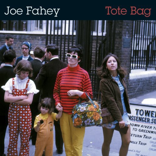 Joe Fahey: Tote Bag
