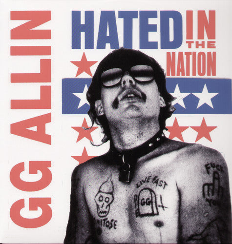 Gg Allin: Hated in the Nation