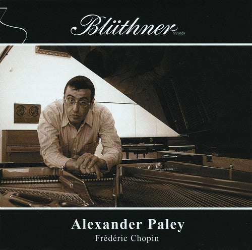 Alexander Paley: Recital