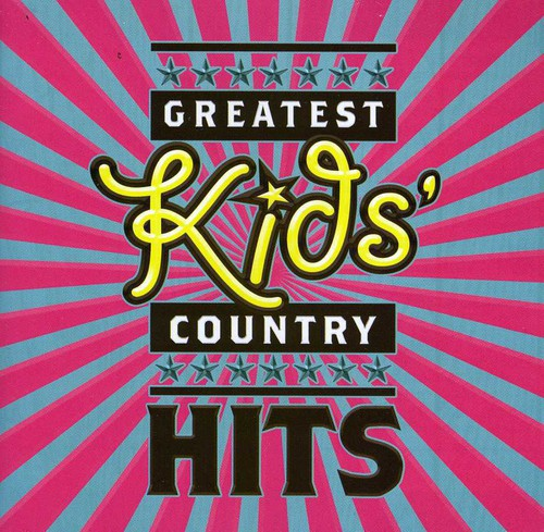 Various Artists: Greatest Kid's Country Hits