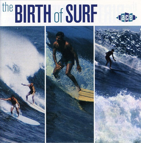 Various Artists: The Birth Of Surf