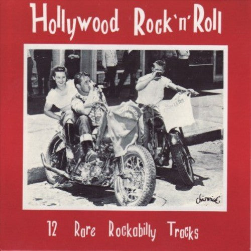 Various Artists: Hollywood Rock N Roll / Various