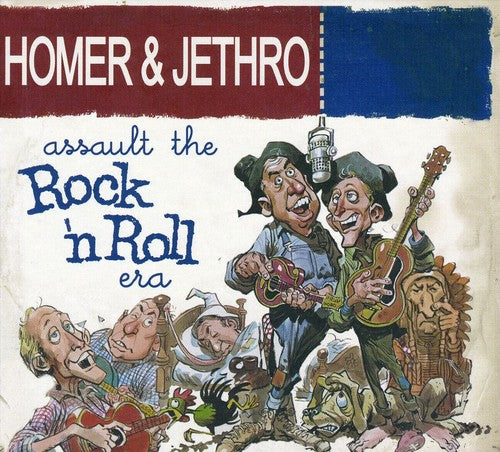 Homer & Jethro: Assault the Rock 'N' Roll Era