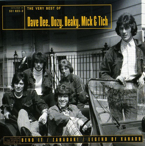 Dave Dee, Dozy, Beaky, Mick & Tich: The Very Best of Dave Dee, Dozy, Beaky, Mick & Tich