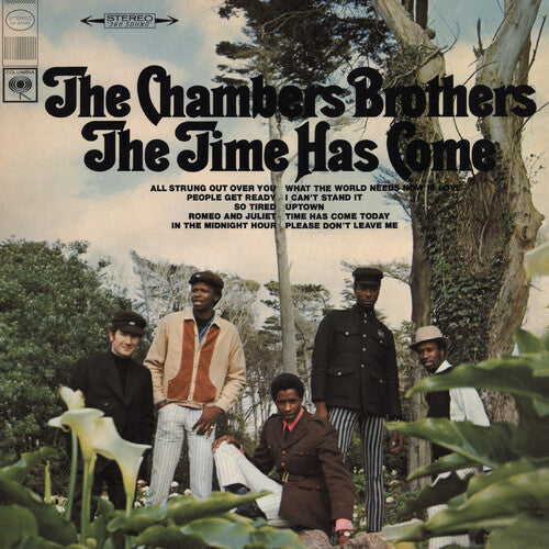 The Chambers Brothers: Time Has Come