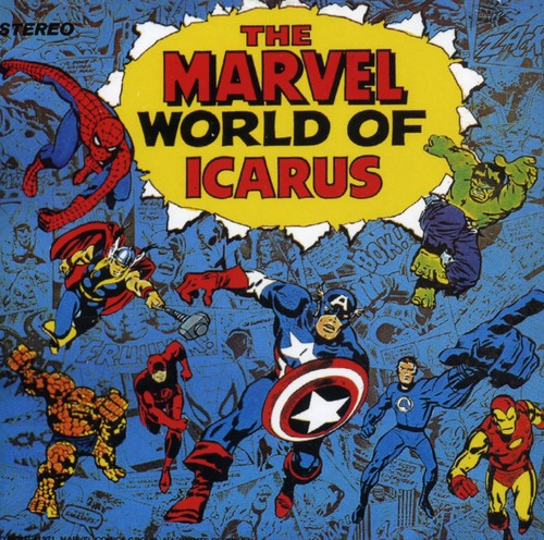 Marvel World of Icarus: Marvel World of Icarus