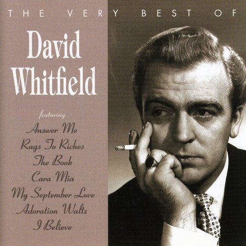 David Whitfield: Very Best of
