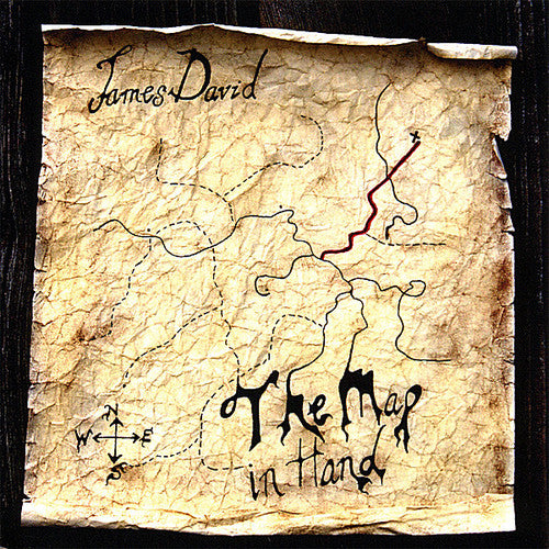 James David: Map in Hand