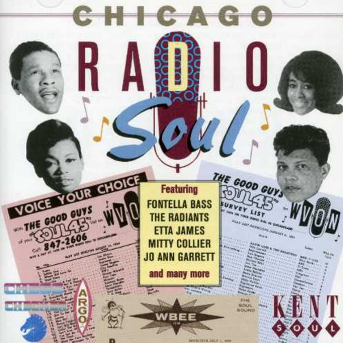 Various Artists: Chicago Radio Soul / Various
