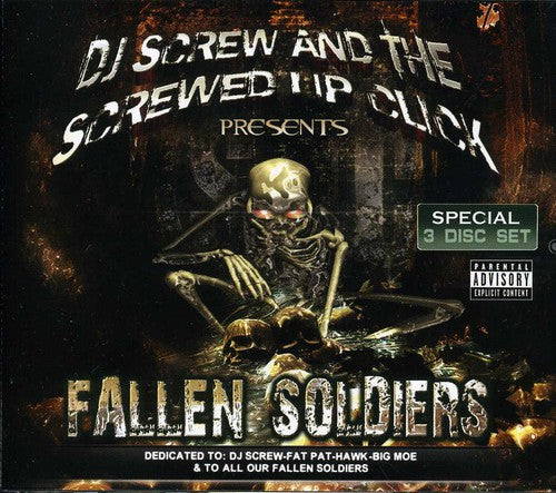 DJ Screw: Fallen Soldiers