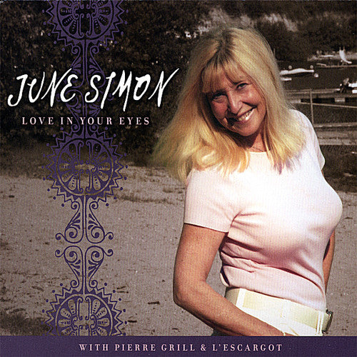 June Simon: Love in Your Eyes